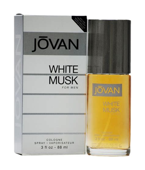 Parfum Jovan White Musk jovan white musk eau de cologne 88 ml for buy