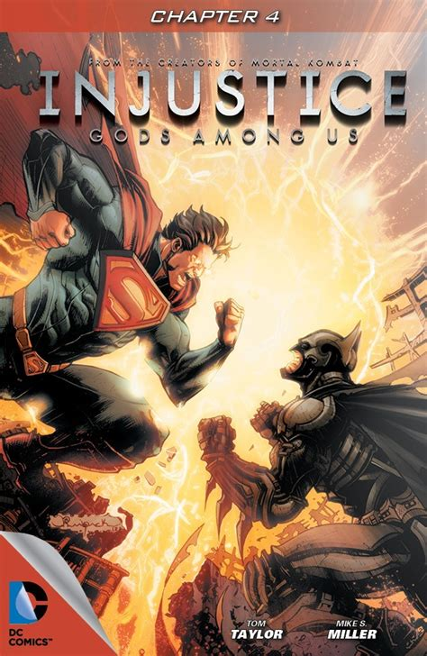 injustice books injustice gods among us digital chapter 4 released
