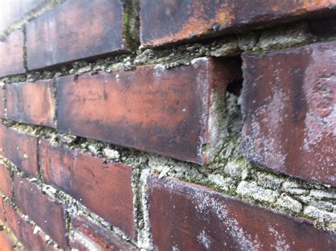 Repairing Fireplace Mortar by 5 Signs You Need A Chimney Repair Pristine Sweeps