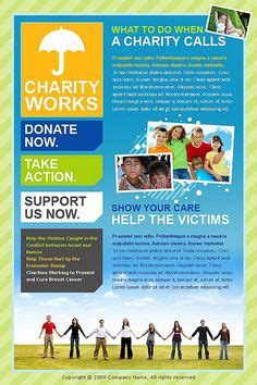charity newsletter template 1000 images about design on annual reports