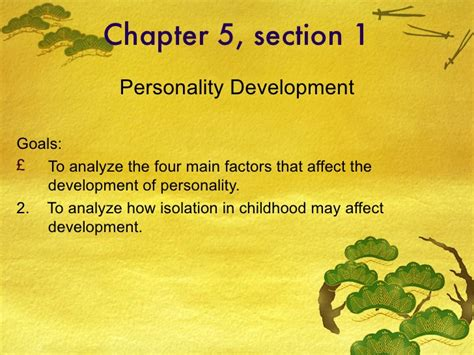 chapter 5 section 1 chapter 5 section 1