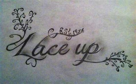 mgk lace up tattoo designs lace up mgk tattoos