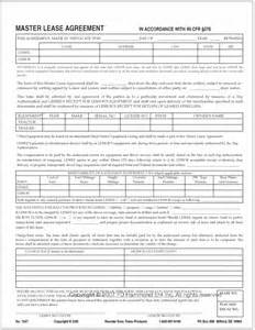 Master Supply Agreement Template Trailer Lease Agreement This Agreement Made And Entered