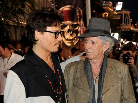 Keith Richards To Do Potc 3 by Johnny Depp And Keith Richards Photos Photos Premiere Of