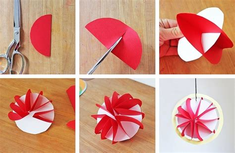 Paper Craft Work For Adults - easy crafts for with paper step by step exles