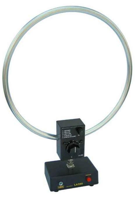 aor la390 wideband loop antenna la 390