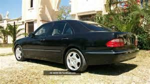 2001 Mercedes E430 2001 Mercedes E430 Sedan 4 Door 4 3l Dealer Serviced