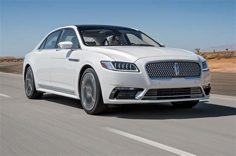 continental motor lincoln continental 2018 motor trend car of the year