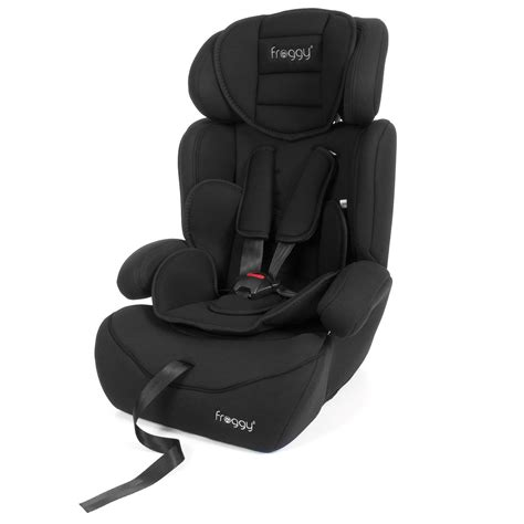 car seat group 1 2 3 reclining froggy 174 adjustable baby child car seat booster seat