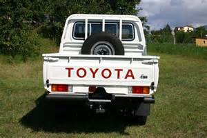 2013 toyota land cruiser hzj 79 cabine up