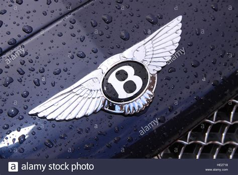 bentley motors logo bentley logo stockfotos bentley logo bilder alamy