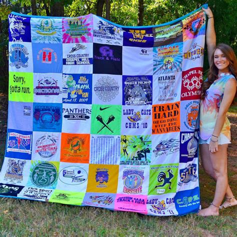 T Shirt Quilt Prices by T Shirt Quilt Best Price Guaranteed Free 20 Dollars