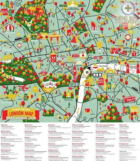 map of and attractions maps top tourist attractions free printable