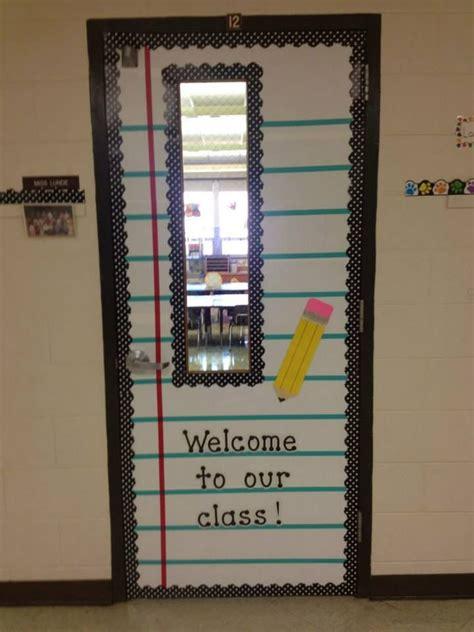 best 25 welcome door classroom ideas on