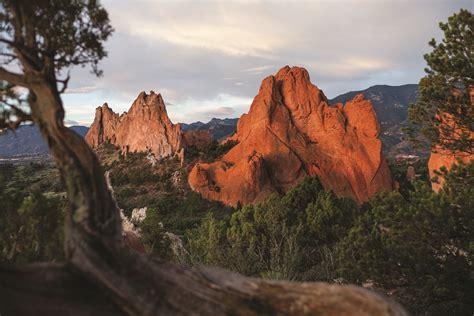 Garden Of The Gods National Park Family Attractions In Colorado Colorado