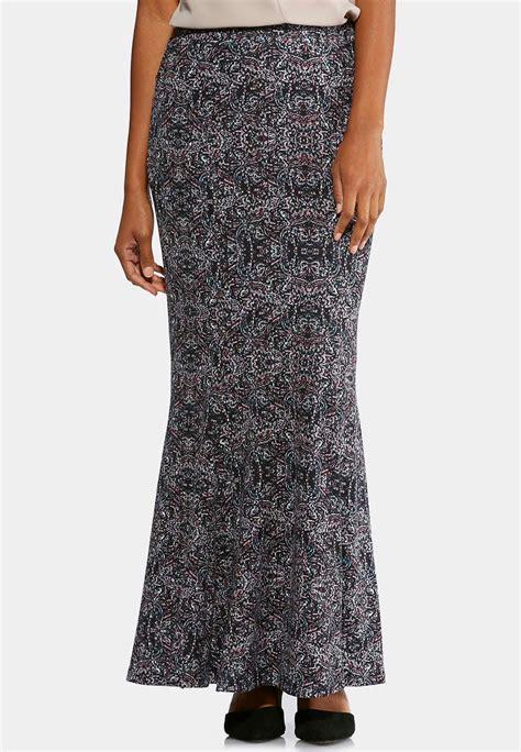 medallion mermaid maxi skirt plus maxi cato fashions
