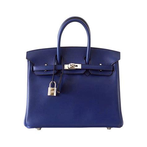 Blue Safir Sapphire 3 35 hermes birkin 25 bleu saphir blue sapphire