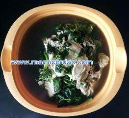 Kompor Inova resep mudah praktis bayam cah telur resep inova melisa