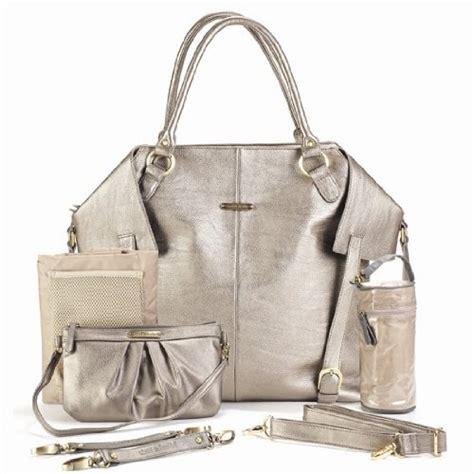 Designer Bay Bag by Discount Timi Leslie Designer Bag In Pewter