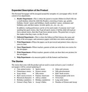sample product proposal template 8 free documents in