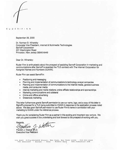 doc 16942098 business partner proposal letter sle