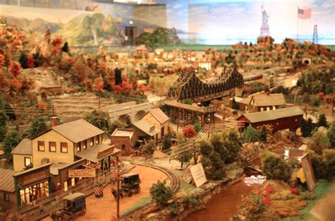 villages in america roadside america one of the greatest miniature villages
