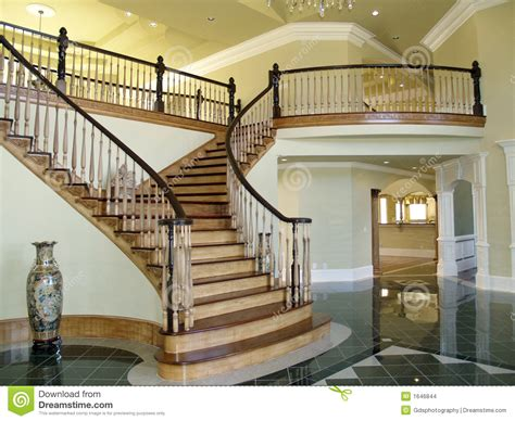 Houses In New Jersey by Stair Case Foyer Stock Photo Image Of Foyer Entry
