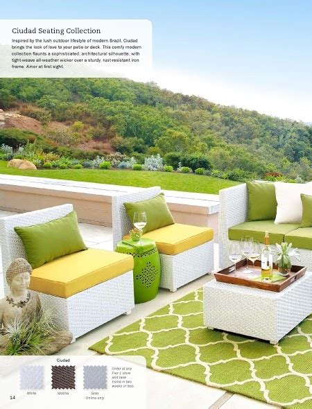 Yellow Patio Set by 50 Best Images About Yellow Patio Furniture On