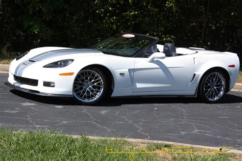 2013 corvette 60th anniversary 427 4lt convertible for