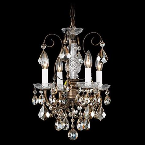Schonbek Mini Chandelier Schonbek New Orleans Collection 12 Quot Mini Chandelier N8376 Ls Plus