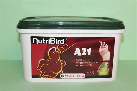 Pakan Lolohan Nutribird nutribird a21 versele laga daftar harga terupdate indonesia