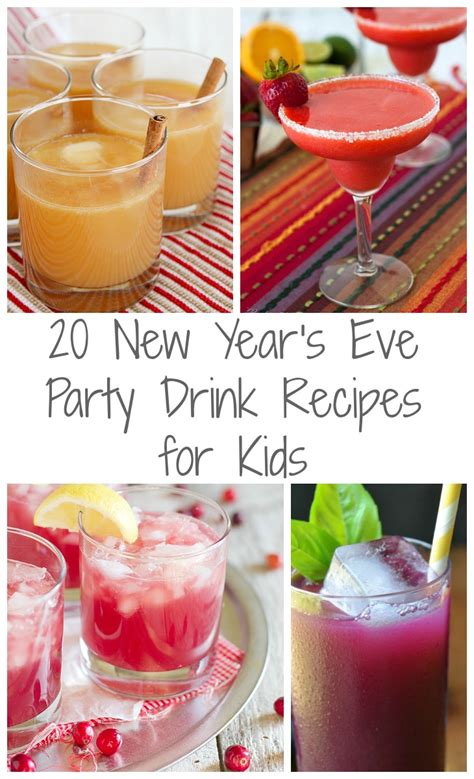 new years drinks 20 new years drink recipes for