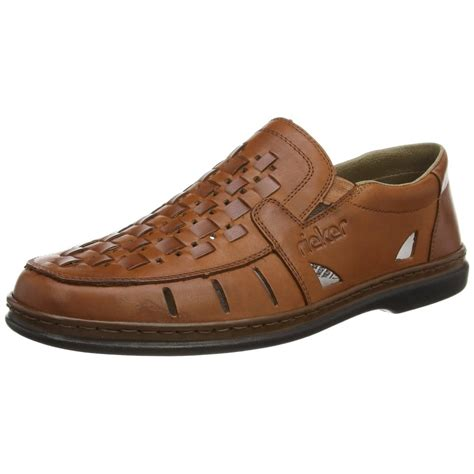 indiana 12389 24 brown leather slip on shoe