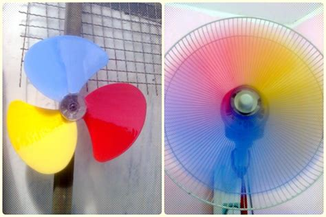 Kipas Angin Rainbow fiah creative ideas quot cara membuat rainbow fan quot