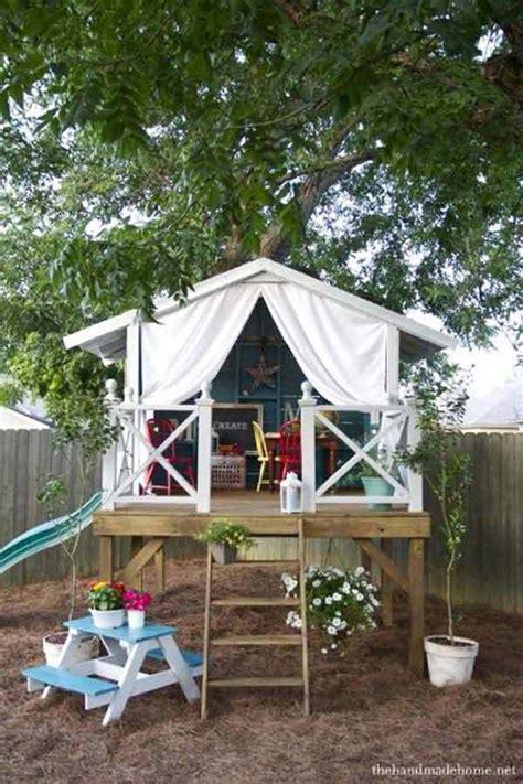 Backyard Kid Ideas 25 Playful Diy Backyard Projects To Your Amazing Diy Interior Home Design