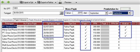 format csv import efaktur demoaccuratebekasi solusi accurate