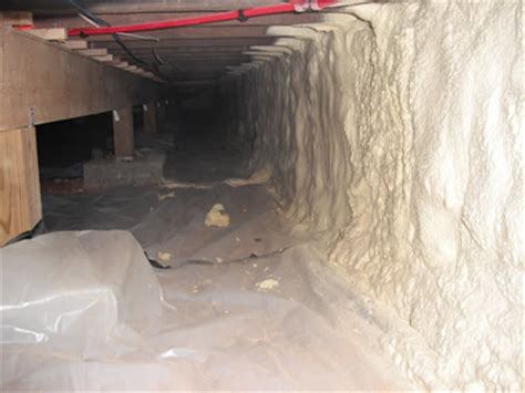 spray foam insulation crawl space ceiling washington dc insulation contractors four brothers llc