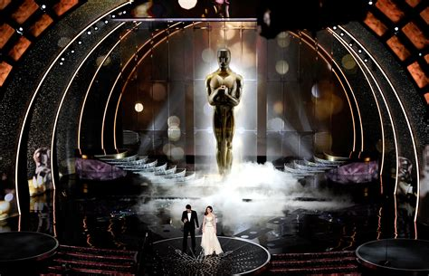 design shows oscar stages through the years blog the film experience