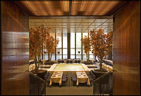 4 seasons pool room top restaurants to spot a fortune 500 ceo fortune