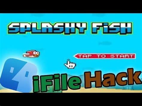 ifile tutorial hack new splashy fish hack w tutorial ifile jailbreak