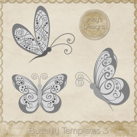 butterfly key template butterfly designs image search results