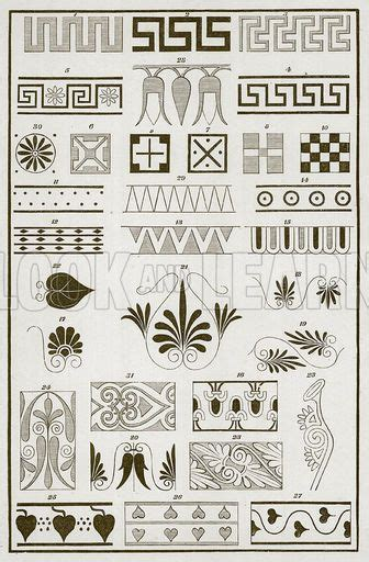 diamond pattern history ancient greek vases art patterns google search paint