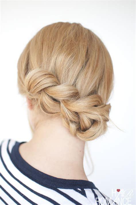 easy hairstyles without braids the no braid braid 5 pull through braid tutorials hair