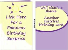 funny birthday cards amp other greeting card sayings