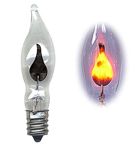 flicker flame light bulbs standard base amazon com creative hobbies 10j flicker flame light