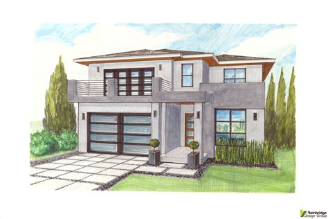 ec home design group inc modern 2c bainbridge design group