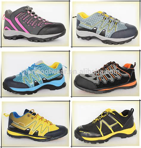 sport style safety shoes manufacturers and suppliers china