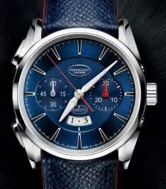 Bugatti Watches Sihh 2014 Parmigiani Bugatti Aerolithe Flyback