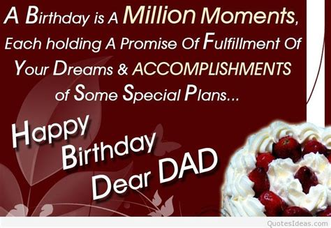 Quotes For Dads Birthday Happy Birthday Dad Quotes Quotes