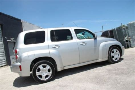 find used 2010 chevrolet hhr automatic clean car